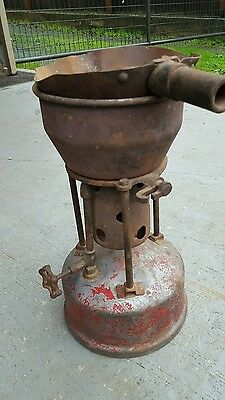 Antique Gas Lead/Gold Smelter – For Refurbishing