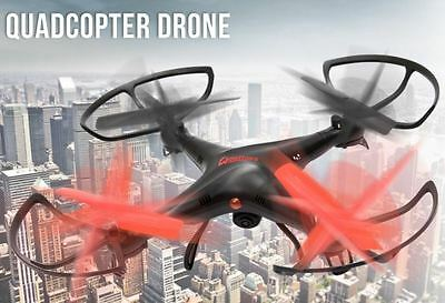 2.4G Large Quadcopter with HD Recording
