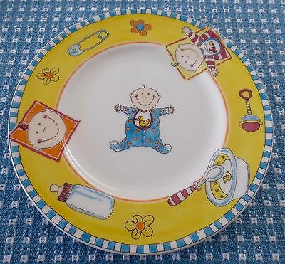 Royal Doulton DOULTON BABY 8 inch Baby Fine China Plate