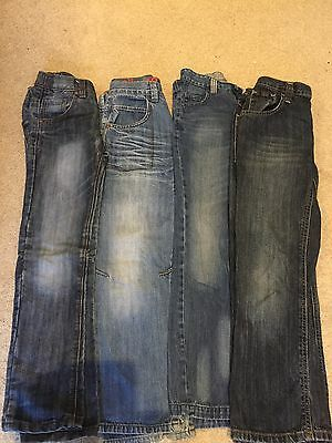 Boys Jeans Size 8 Very Good Condition