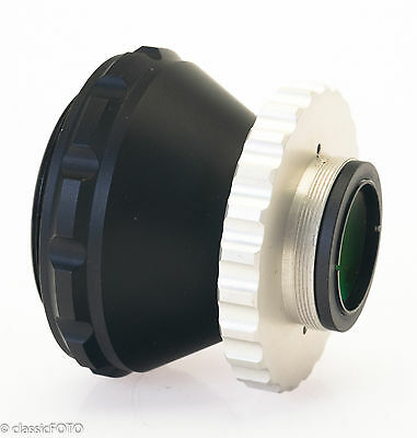 Pentax M42 Camera Adapter for Storz Microscope M528AC (4422)