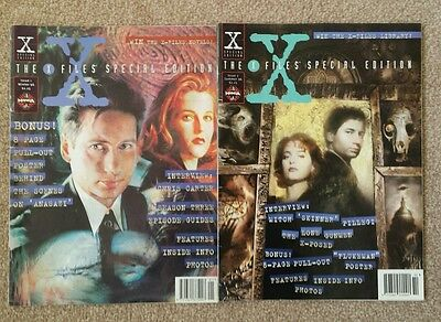 The X-Files Special Edition - Vol 1, Issues 1 & 2