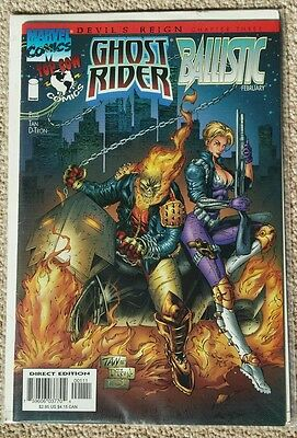 Ghost Rider/Ballistic #1 - Devil's Reign - Chapter Three: Kill Everyone We See