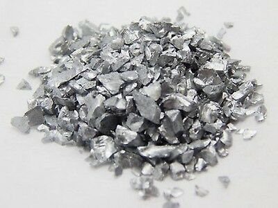 "DIY - Silver Sand for Terrariums, Crafts, Weddings & More, 3"" x 5""  Bag"