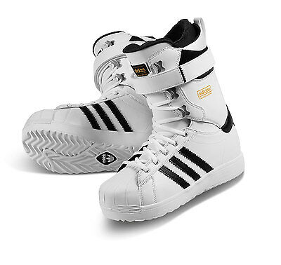 Adidas Superstar Snowboard Boots US 10.5 Brand New With Box