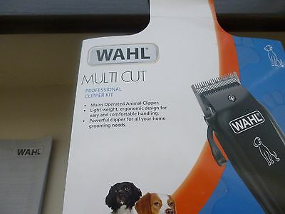 wahl dog clipper