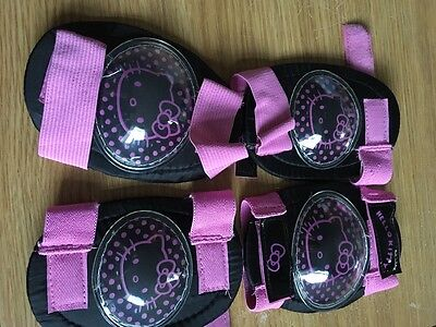 girls scooter kneepads and elbow pads