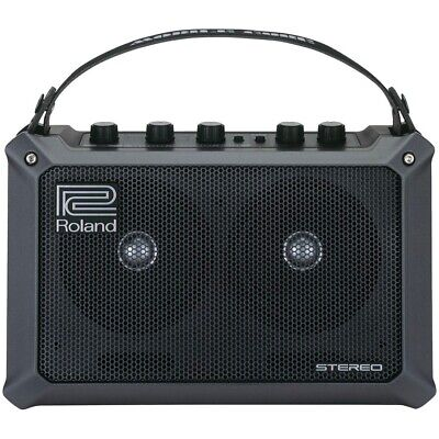Roland Mobile Cube Mbcube Amplificatore Stereo A Batterie