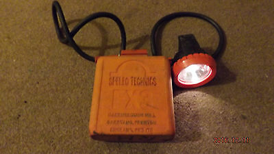 Speleo FX3 Headlamp