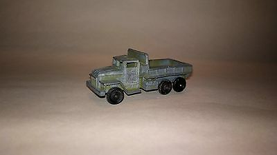 Vintage Original Die cast USSR Russian Soviet Military URAL Vehicle Truck toy