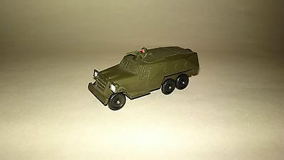 Genuine Vintage Soviet Russian USSR metal BTR-152 military car toy