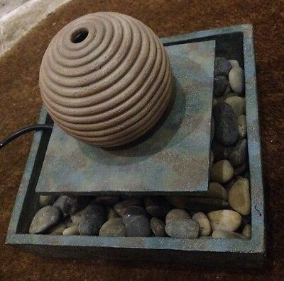 Mini Japanese indoor table Fountain With Stones