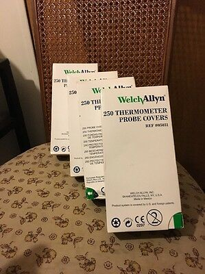welch allyn thermometer probe covers 250 Count
