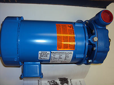 Goulds 2BF20712 Centrifugal Pump 3/4Hp goulds water pump NEW IN STOCK