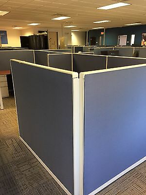 CUBICLE/PARTITION by STEELCASE 9000 5ft x 7 1/2ft