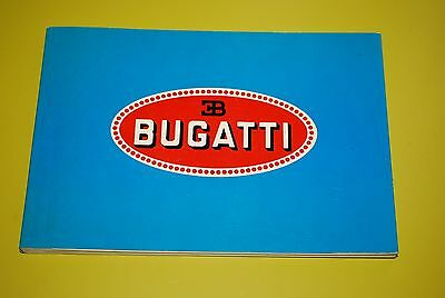 "The Complete Book of Bugatti by Paul Kestler (7"" x 5"")"