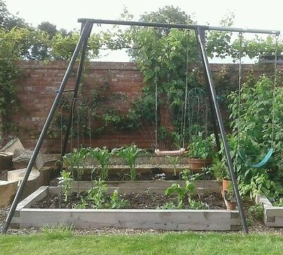 TP Giant Double Swing Frame & Extention Bar.