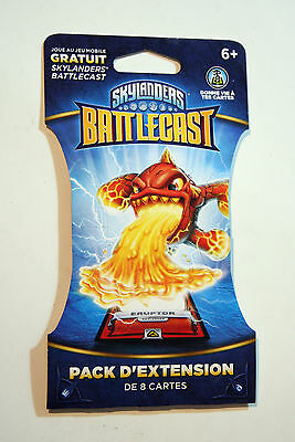 Skylanders Battlecast - Booster Pack (French Version) Brand New Multiple Choices
