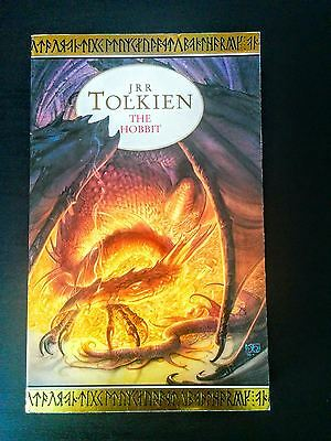 The Hobbit by J.R.R. Tolkien (Classic Fantasy Adventure) - Smaug Cover