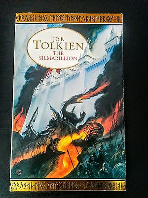 The Silmarillion (Middle-Earth Universe) by J.R.R. Tolkien (Classic Fantasy)