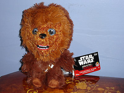 Star Wars Funko Galactic Plushie - COLLECTIBLE PLUSH CHEWBACCA AWESOME!! IN HAND