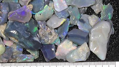 Gemstone Rough From Lightning Ridge, Australia Opal RP874/72