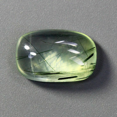 3.65 Cts_Simmering Ultra Nice Gemstone Collection_100 % Natural Rutile Prehnite