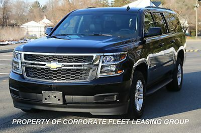 2015 Chevrolet Suburban LT Sport Utility 4-Door 2015 CHEV SUBURBAN LT 4WD FREE SHIPPING LOW MILES LTHR MOON NAV DVD EXTRA CLEAN