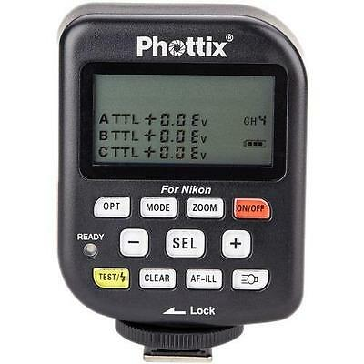 Phottix Odin TCU TTL Flash Trigger Transmitter f/ Nikon Transmitter Only PH89058