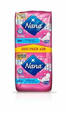 NANA, Assorbenti Ultra Normal Plus, profumati, 3 x 28 pz.