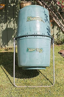 Tumbleweed composter- pick up 2207