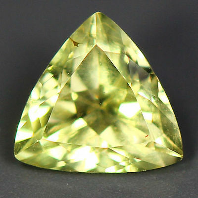 0.97 Cts_Wow Unbelivable Brazilian Gemstone_100 % Natural Heliodore Yellow Beryl