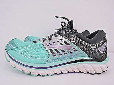 WOMEN'S BROOKS GLYCERIN 14 size 8 !!WORN LESS THAN 10 MILES! RUNNING SHOES!