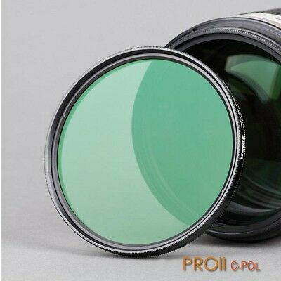 Haida 52/58/62/67/72/77/82mm Slim PRO II MC C-POL CPL Circular Polarizing Filter