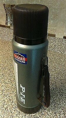 Rugged American PIE Nationwide Aladdin Thermos Vintage