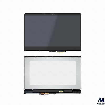 LED LCD Touch Screen Digitizer Display Assembly for Lenovo Yoga 710-14ISK 80TY