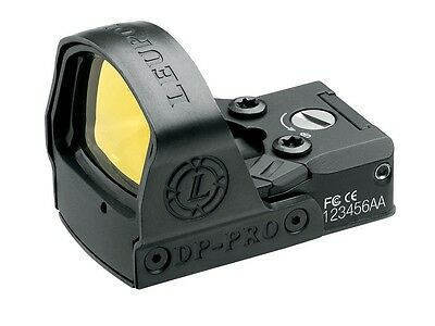 Leupold DeltaPoint Pro Red Dot Sight 2.5 MOA Dot Reticle Rifle Scope 119688