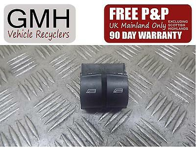 Audi A4 Right Driver Offside Front Window Switch 8Z0959851  2001-2005 ¿*