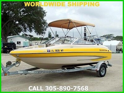 2005 Glastron Gx180! 144 Hours! Fresh Water! One Owner!