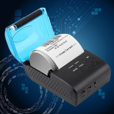 POS-5805LN 58mm Bluetooth Wireless Thermal Receipt Printer Support Window Androd