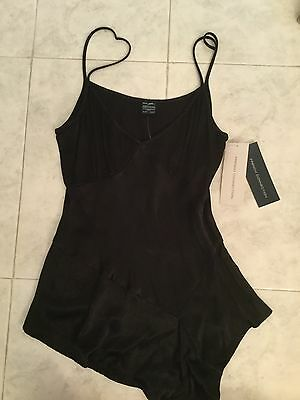 "French Connection Black Tank Sleeveless Top Size 4 ""NWT"""