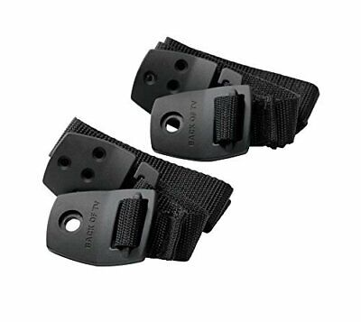 Baby Dan TV Safety Strap Anti Tip Set Kid Proof (Pair) NEW Babydan