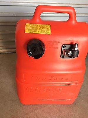 Scepter Boat Fuel Tank 25L As New