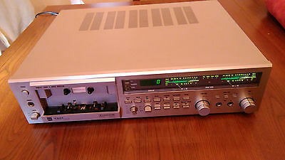 DUAL C 844 Tapedeck Hi-End Top model Very good condition Fully tested