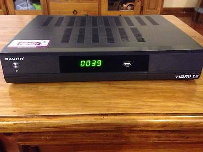 Bauhn 1TB HDD PVR with Dual HD Tuners