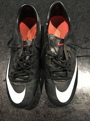 Soccer Boots - Size 8.5US - Used In Good Condition - Unwanted