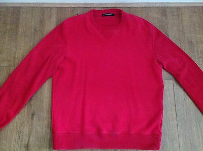 French Connection Red Jumper Size M