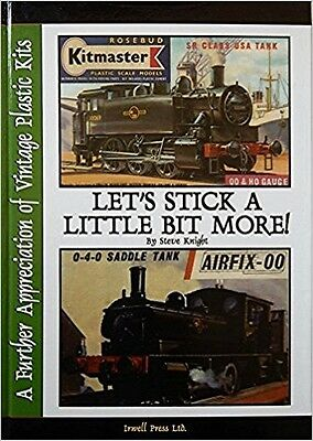 Let's Stick a little Bit more Kitmaster airfix history book