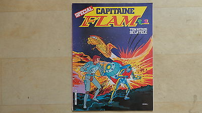 Bd Special Capitaine Flam Tf1 N°12 Bis 1981