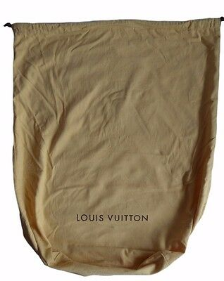 Large Yellow Textile Designer Dustbag For Suitcase/luggage/bag/briefcase